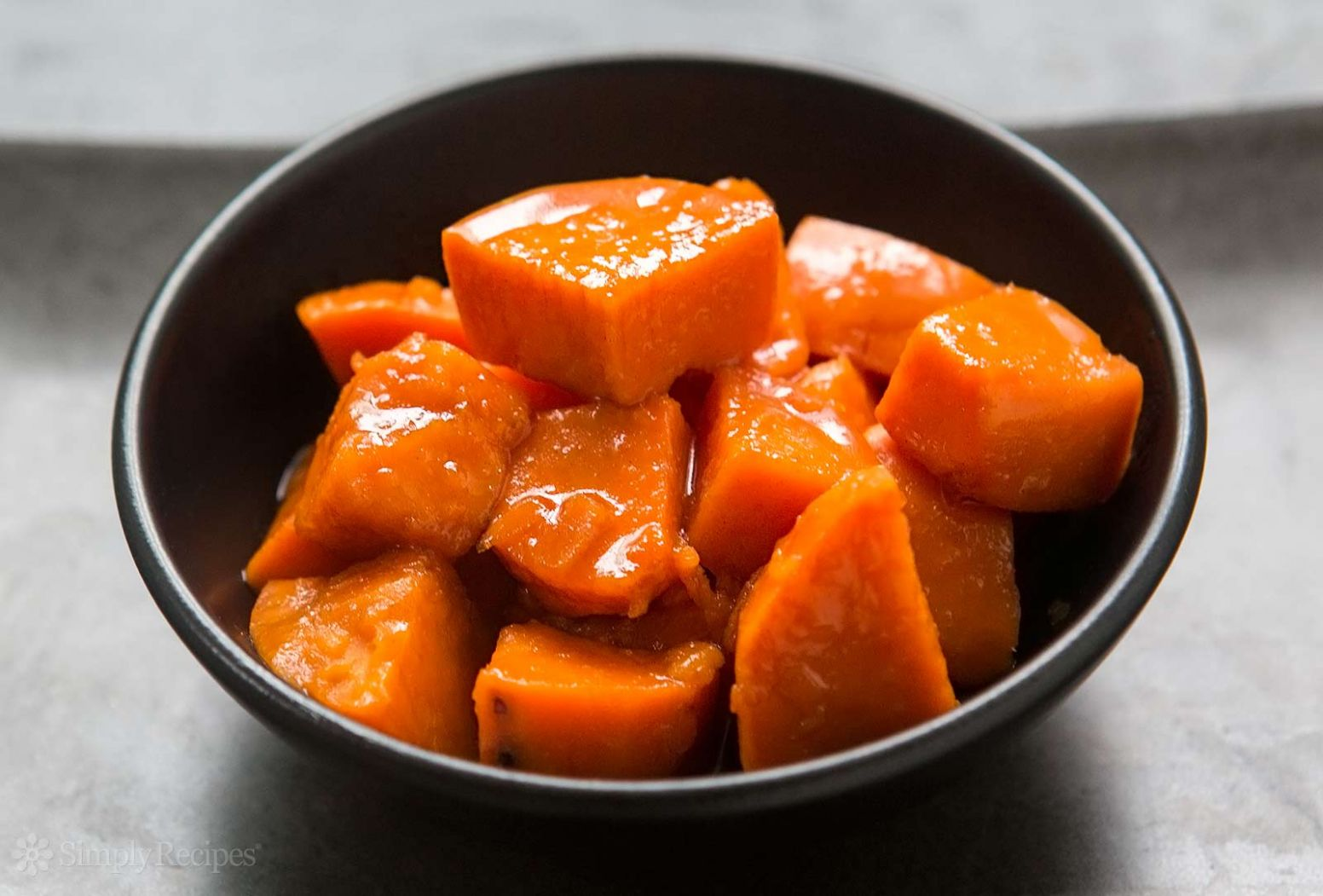 Candied Yams - Simple Yam Recipes