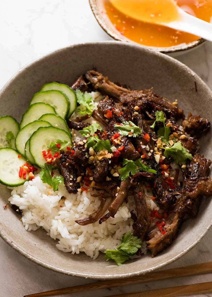 Caramelised Vietnamese Shredded Beef | RecipeTin Eats - Beef Recipes Vietnamese