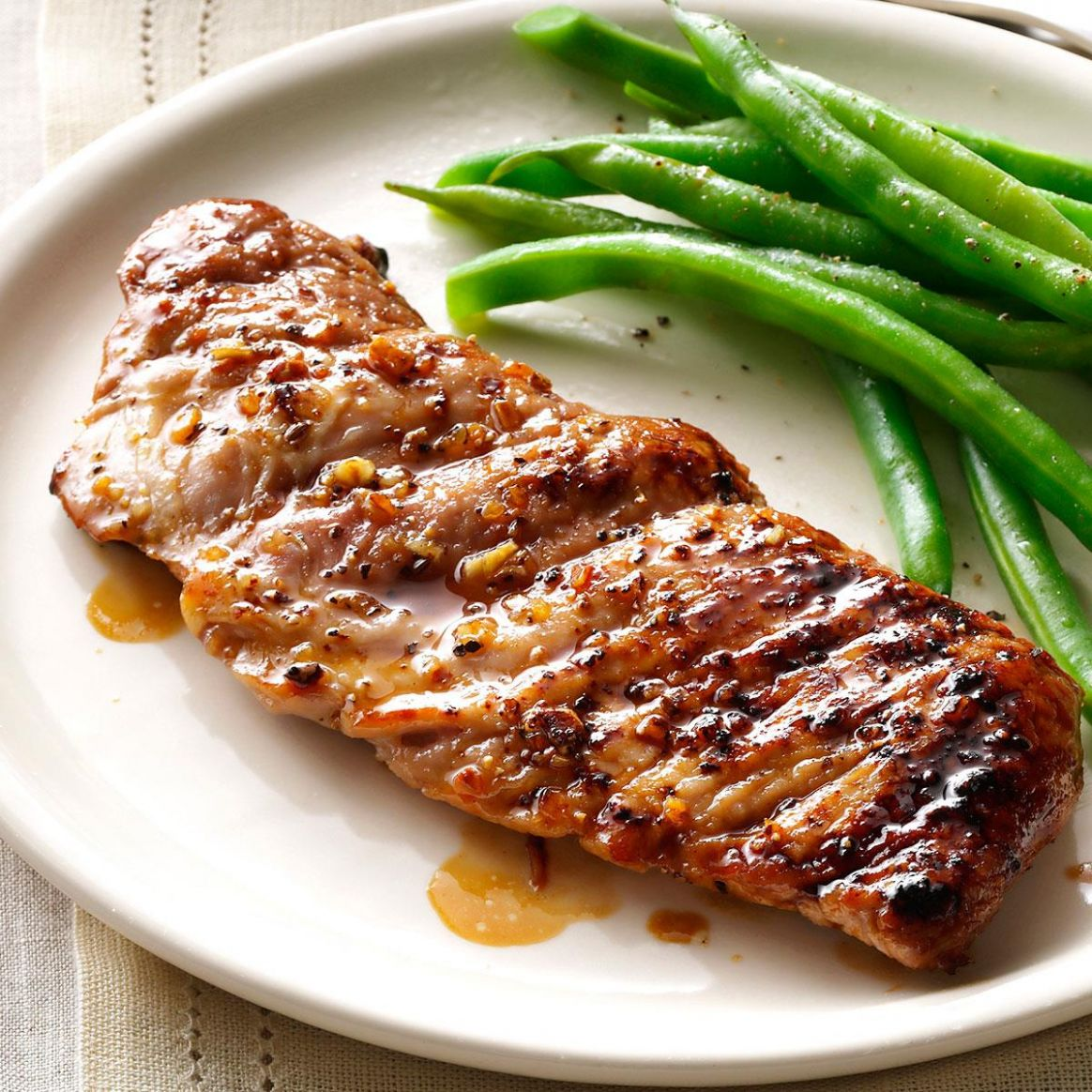 Caramelized Pork Tenderloin - Pork Tenderloin Recipes
