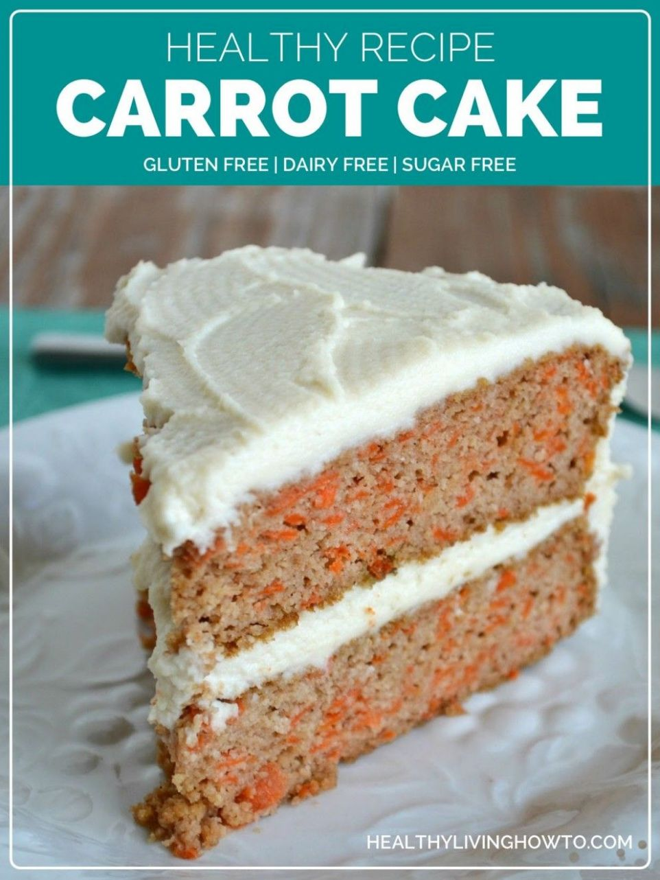Carrot Cake - Cake Recipes Made With Xylitol