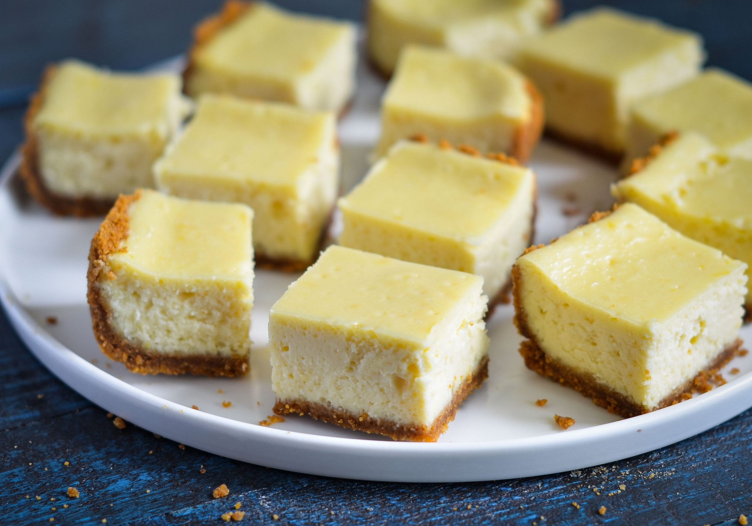 Cheesecake Bars - Simple Recipes Cheesecake