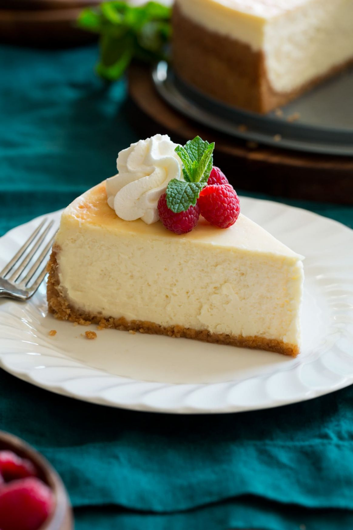 Cheesecake Recipe - Dessert Recipes Cheesecake
