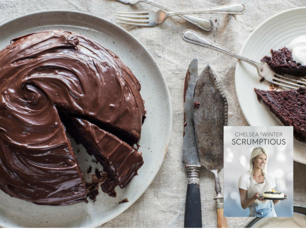 ChelseaWinter.co.nz Crazy Italian chocolate cake (egg free ...