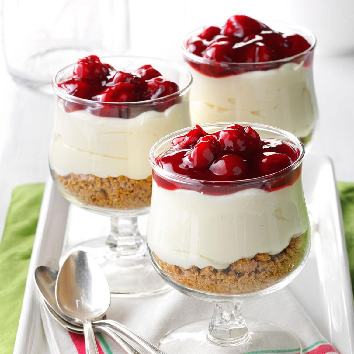 Cherry Cream Cheese Dessert - Recipes Of Dessert