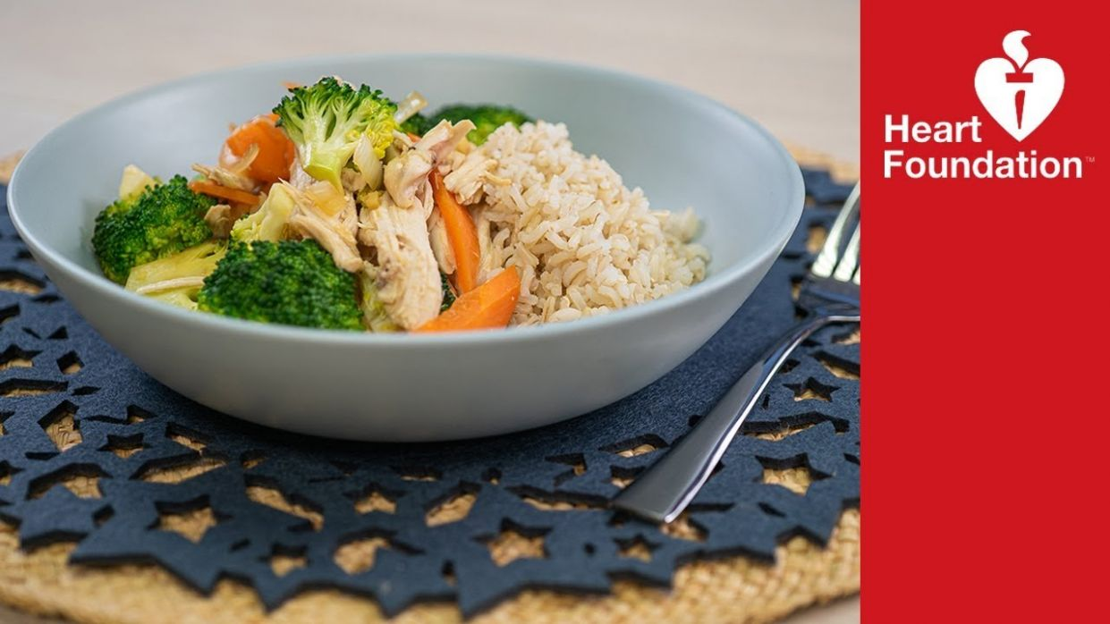 Chicken & broccoli stir-fry | Healthy Recipes & Meal Ideas | Heart  Foundation NZ - Healthy Recipes Nz
