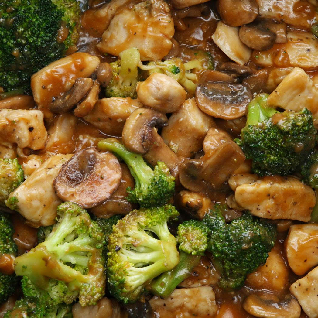 Chicken & Veggie Stir-Fry Recipe by Tasty