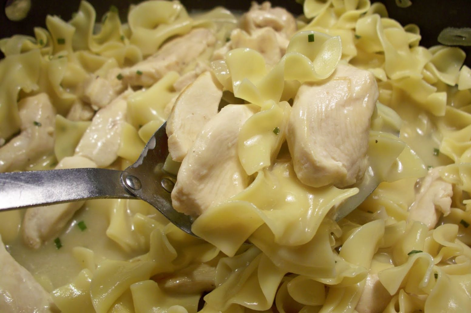 Chicken and Egg Noodle Dumplings - Recipes Chicken Egg Noodles