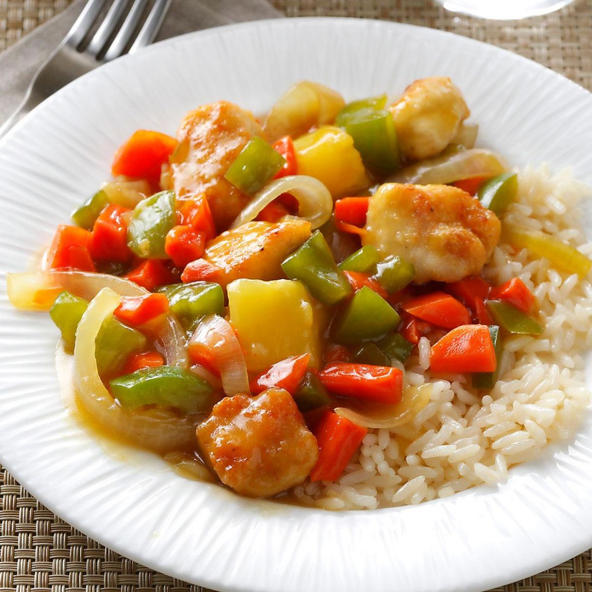 Chicken and Pineapple Stir-Fry - Recipes Chicken With Pineapple