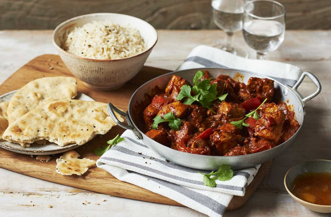 Chicken and tomato spiced curry - Recipes Chicken Uk