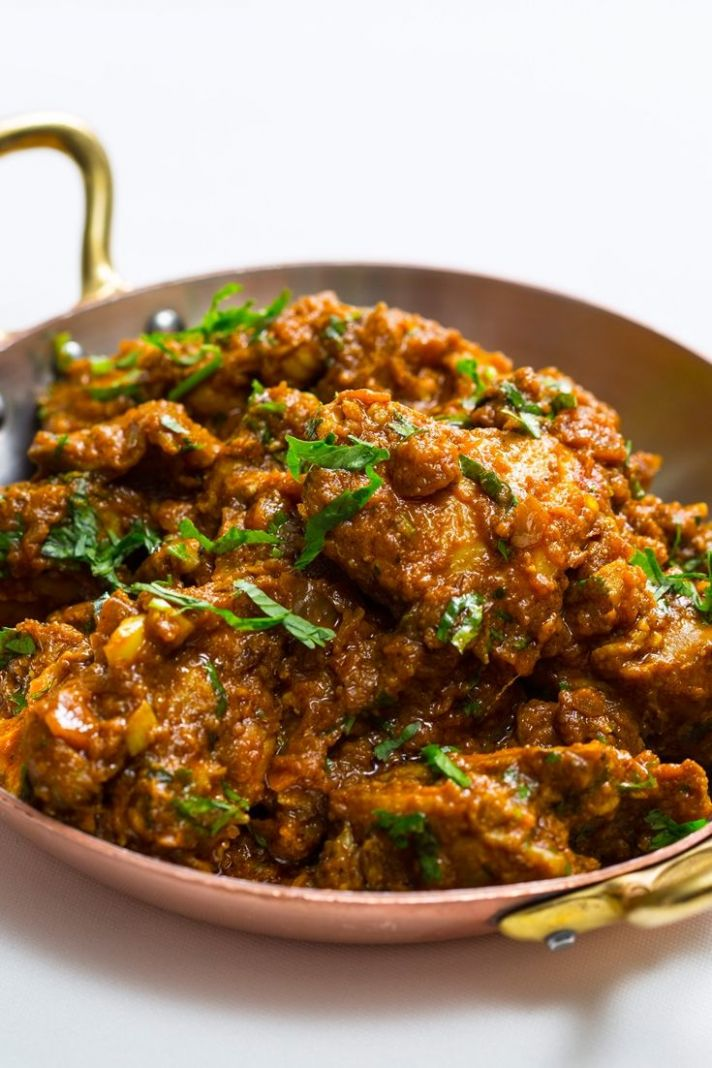 Chicken bhuna - Recipes Chicken Indian