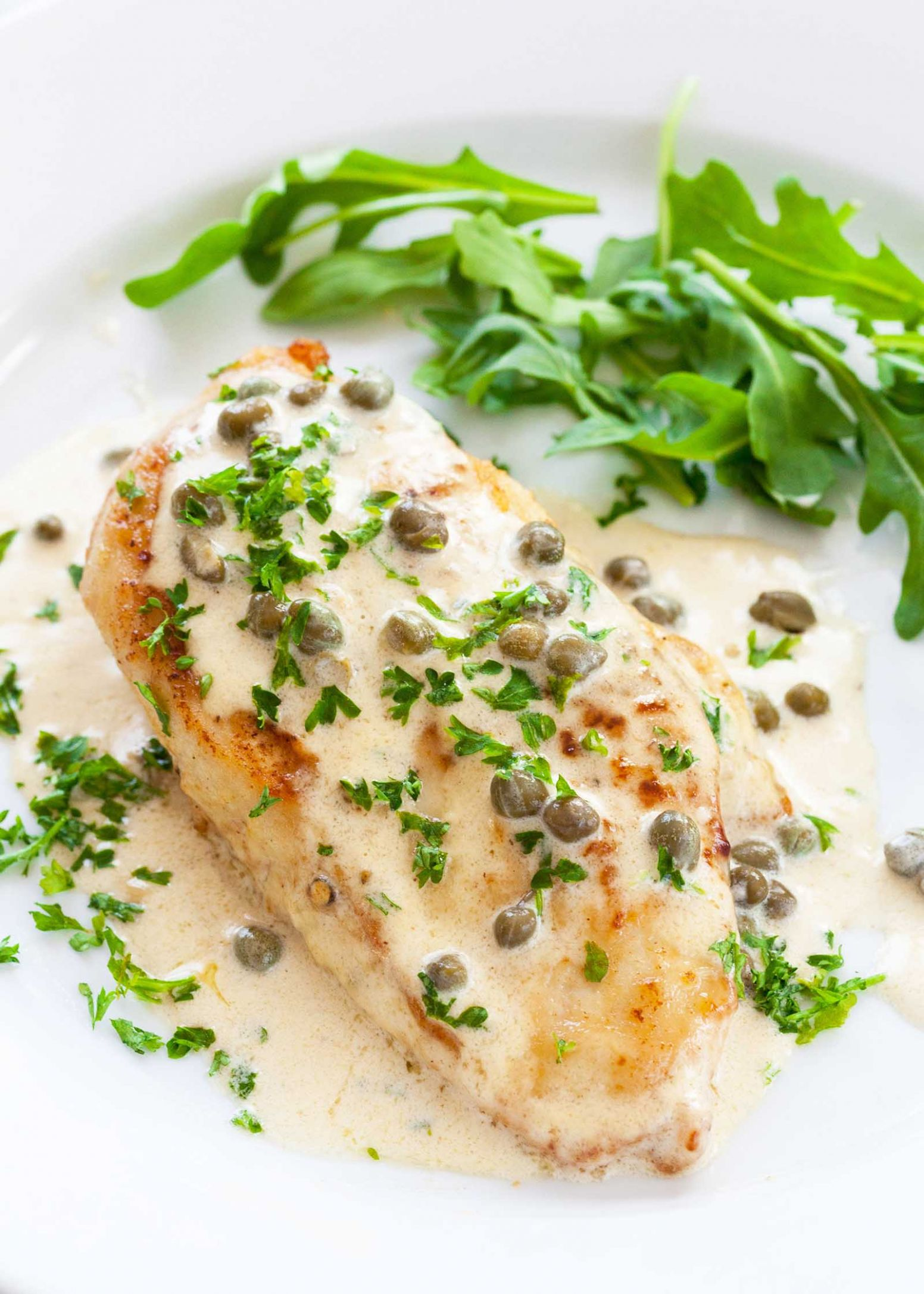Chicken Breasts with Mustard Cream Sauce - Recipe Chicken Breast Dijon Mustard