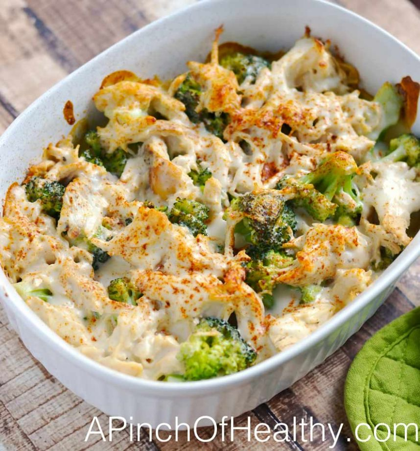 Chicken Divan - Healthy Chicken Recipes