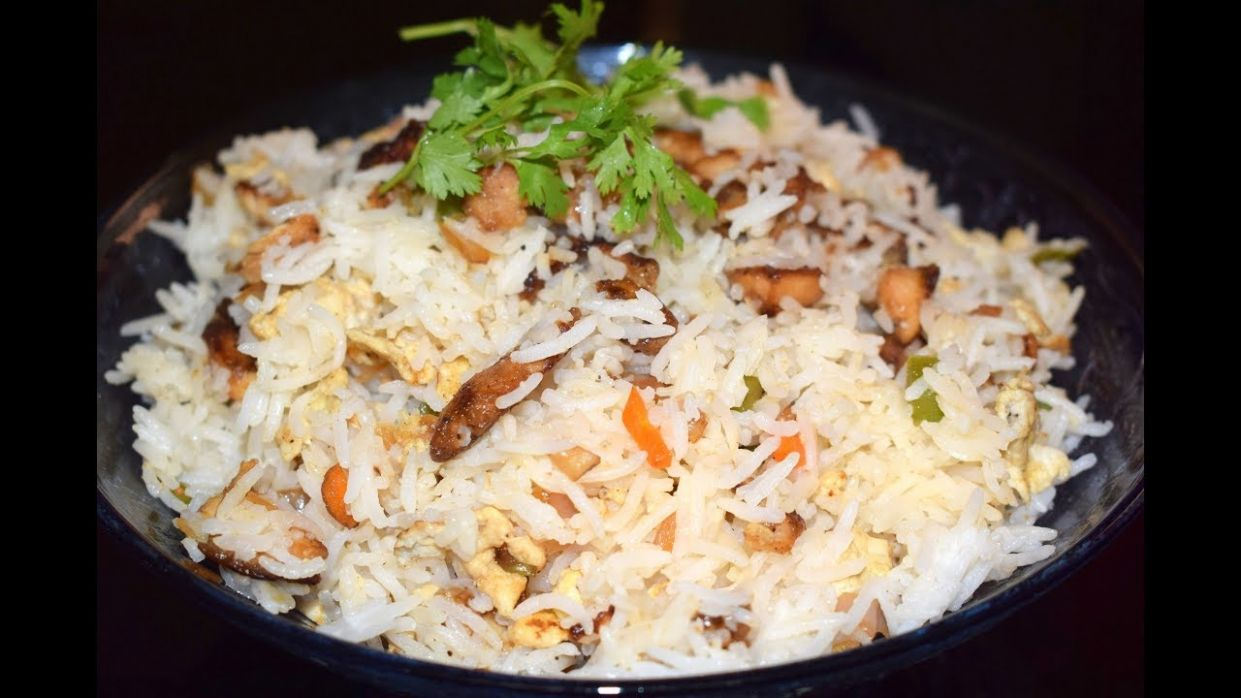 Chicken Fried Rice in Malayalam - Restaurant style Recipe | How to make  Chicken Fried Rice at Home - Rice Recipes Malayalam