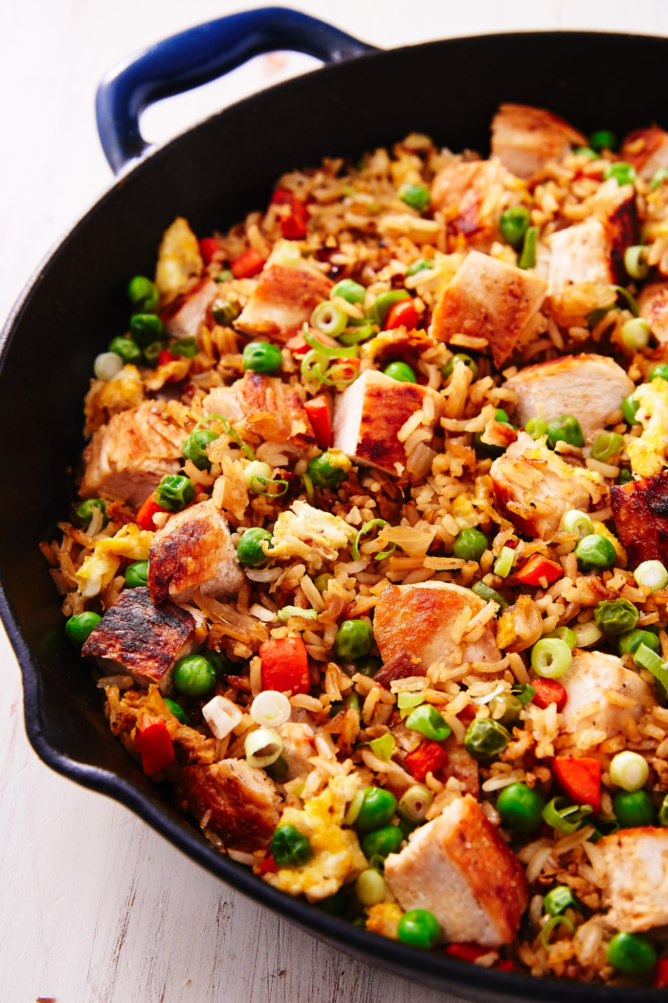 Chicken Fried Rice - Rice Recipes For Chicken