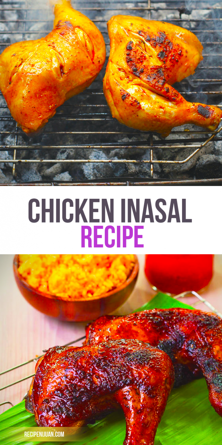 Chicken Inasal Recipe (Original)