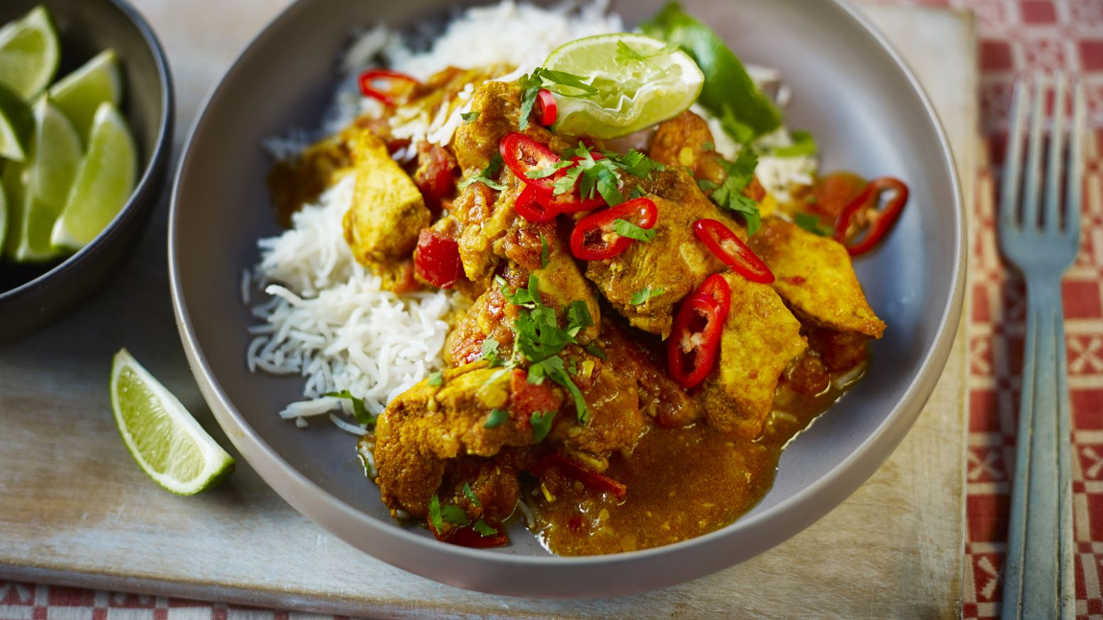 Chicken jalfrezi - Recipes Chicken Jalfrezi
