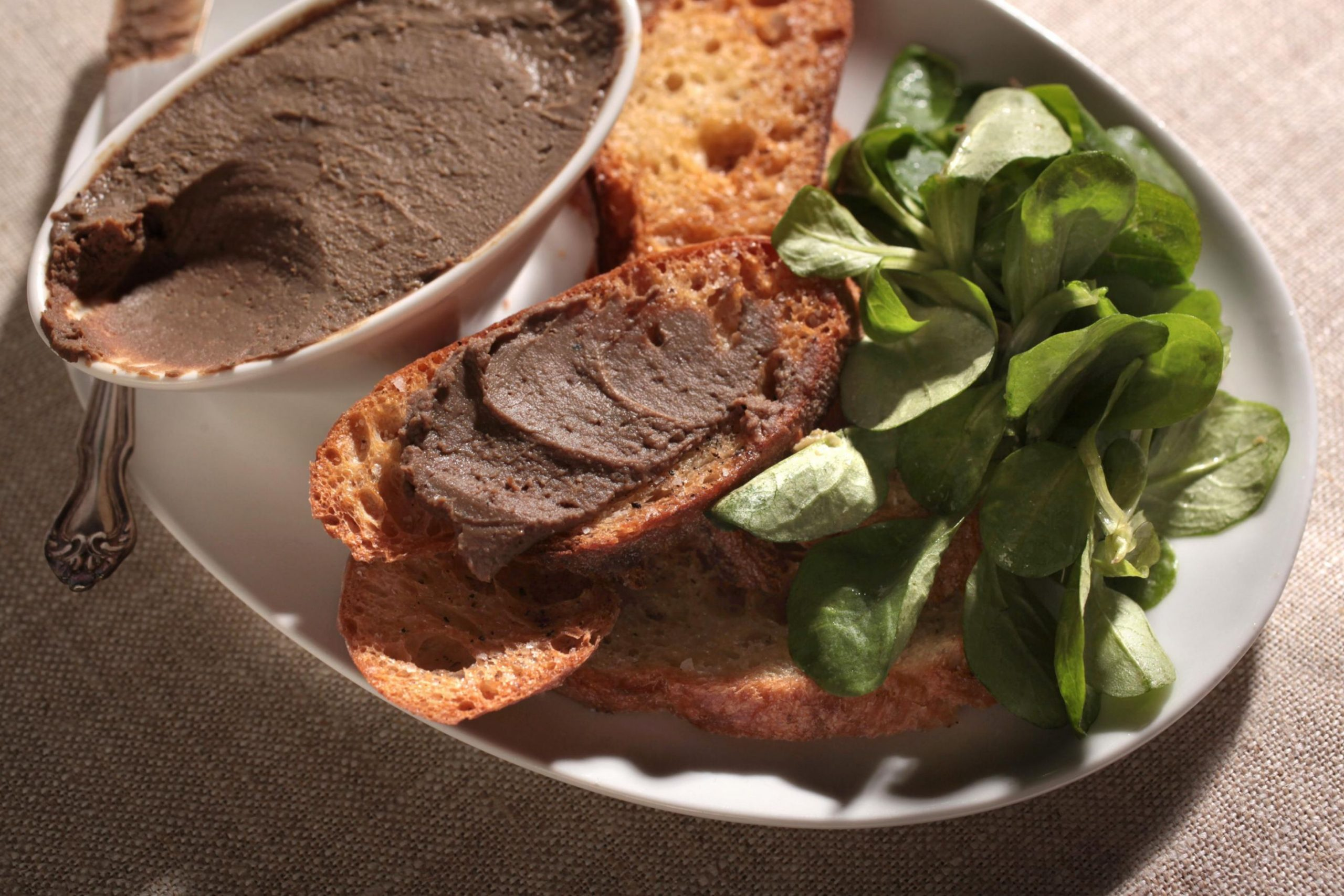Chicken Liver–Port Pâté - Recipes Beef Liver Pate