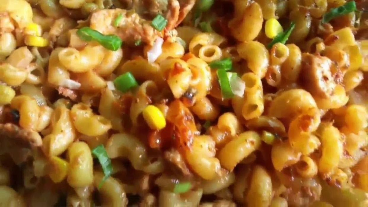 Chicken Macaroni Recipe Pakistani in Urdu - By Mrs Khan