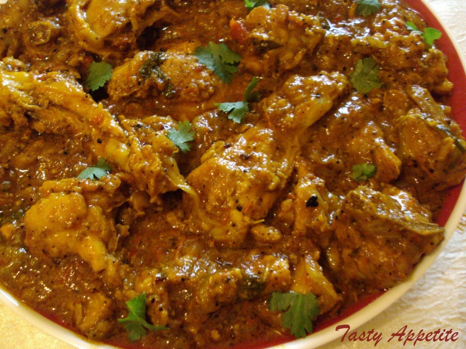 Chicken Masala curry recepi ( Gravy type) Excellent for chapati ..
