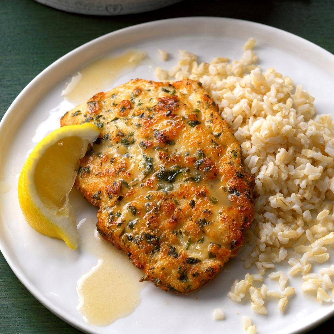 Chicken Piccata with Lemon Sauce - Food Recipes With Chicken Breast