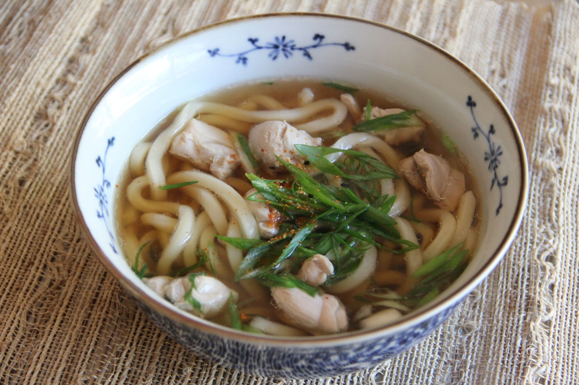 Chicken Udon Recipe - Recipe Chicken Udon