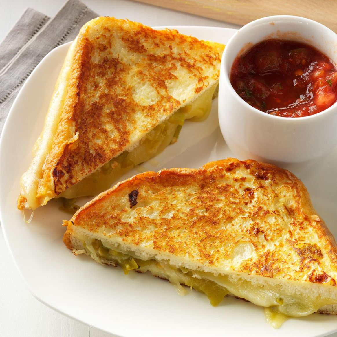 Chiles Rellenos Sandwiches - Sandwich Recipes Hot
