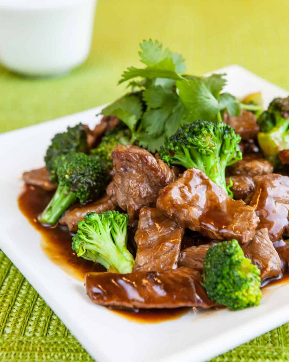 Chinese Broccoli Beef Recipe - Recipes Beef And Broccoli