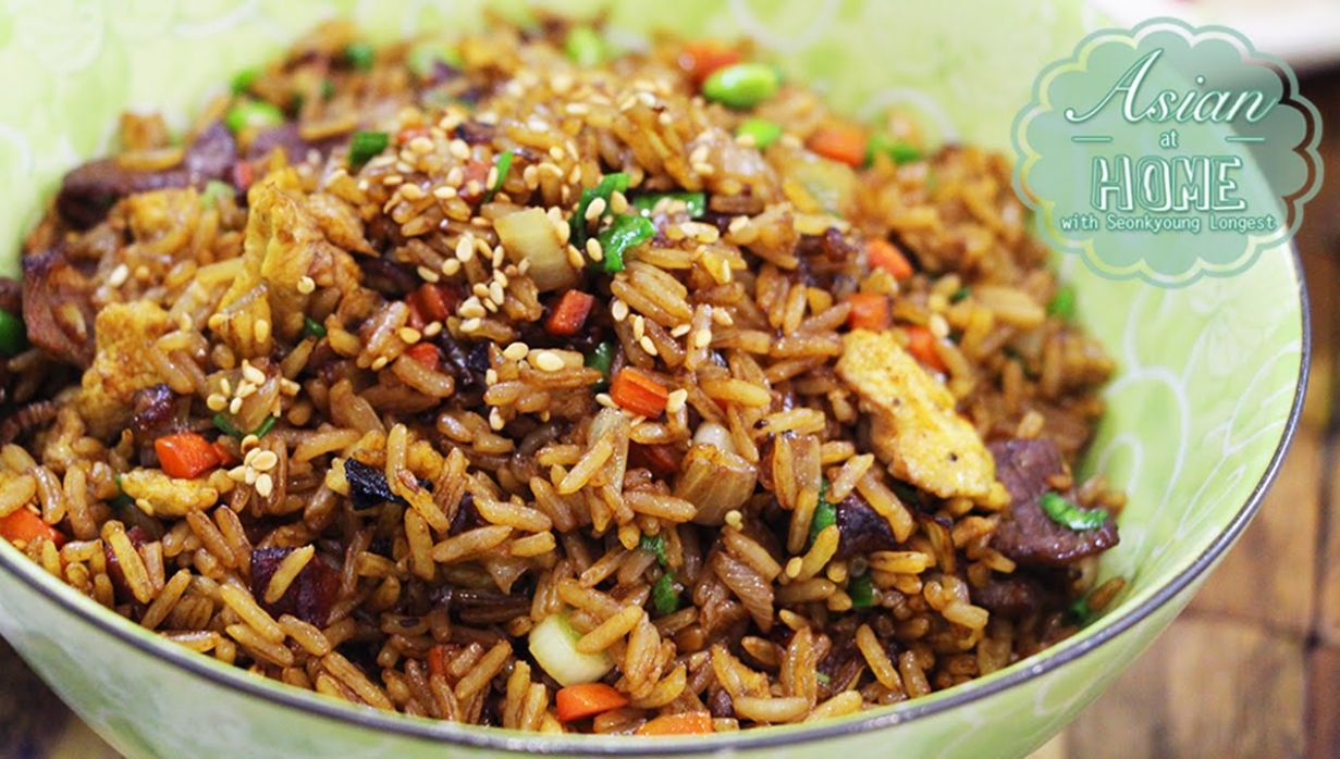 Chinese Fried Rice - Rice Recipes Youtube