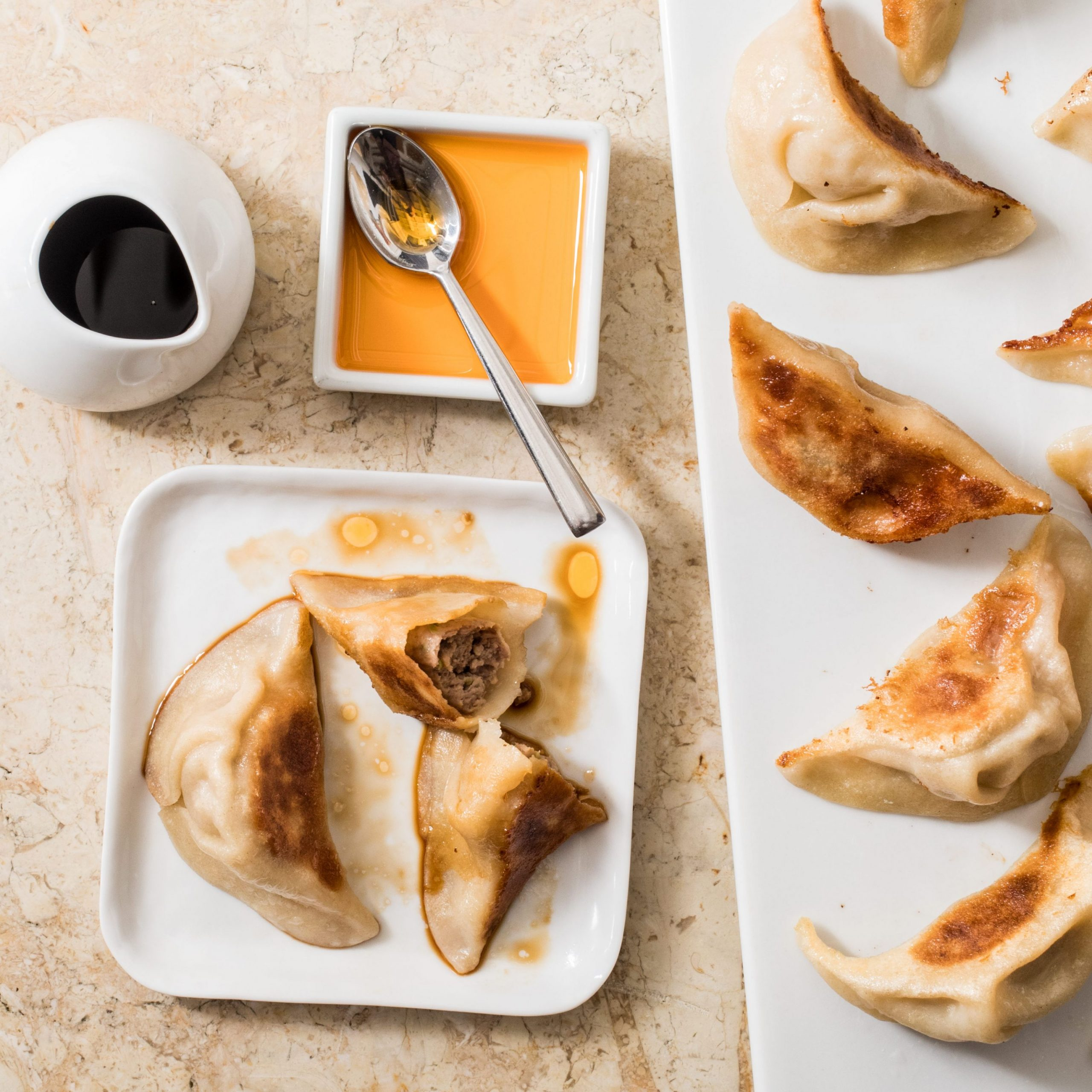 Chinese Pork Dumplings - Recipes Pork Dumplings