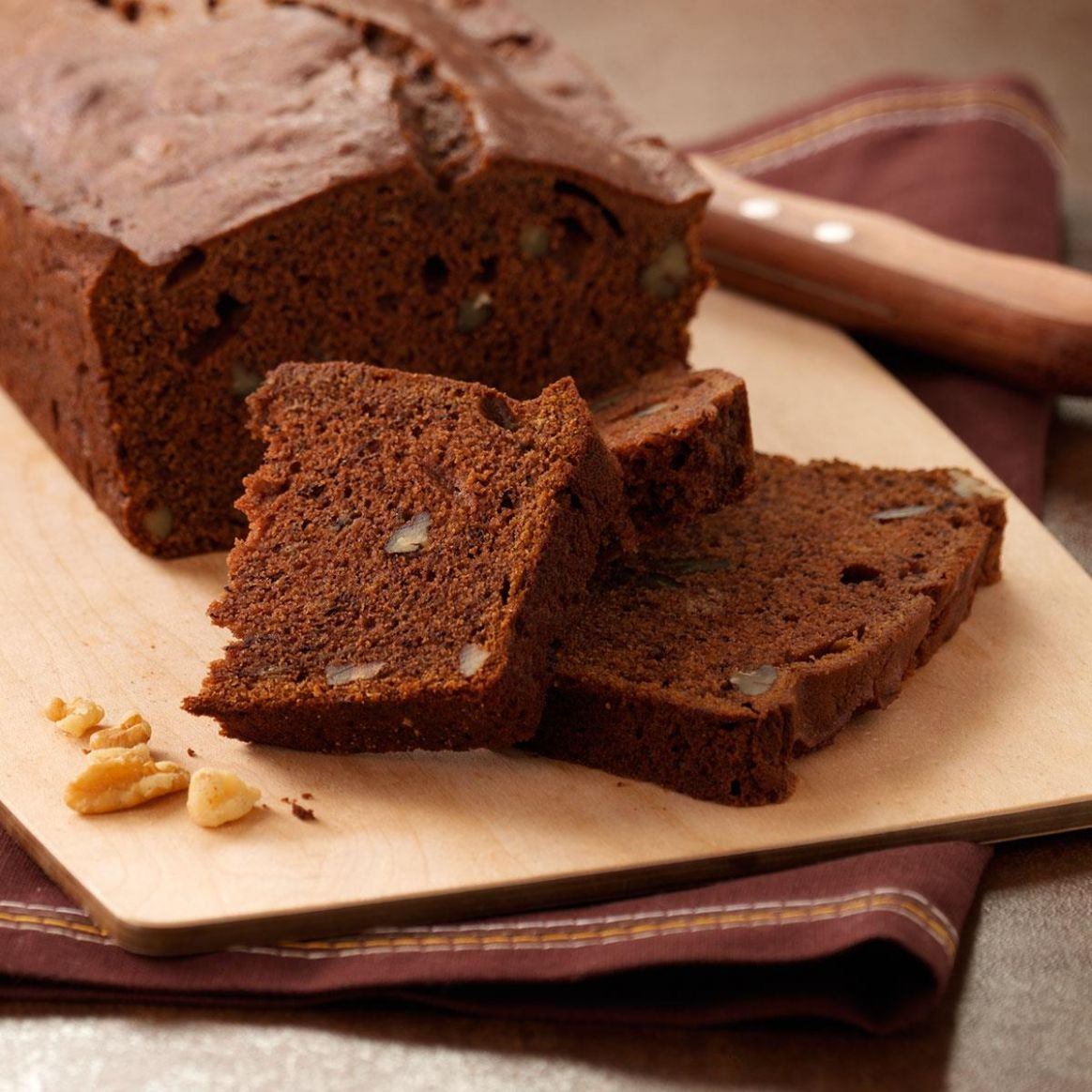 Chocolate Banana Bread - Recipes Chocolate Banana Bread