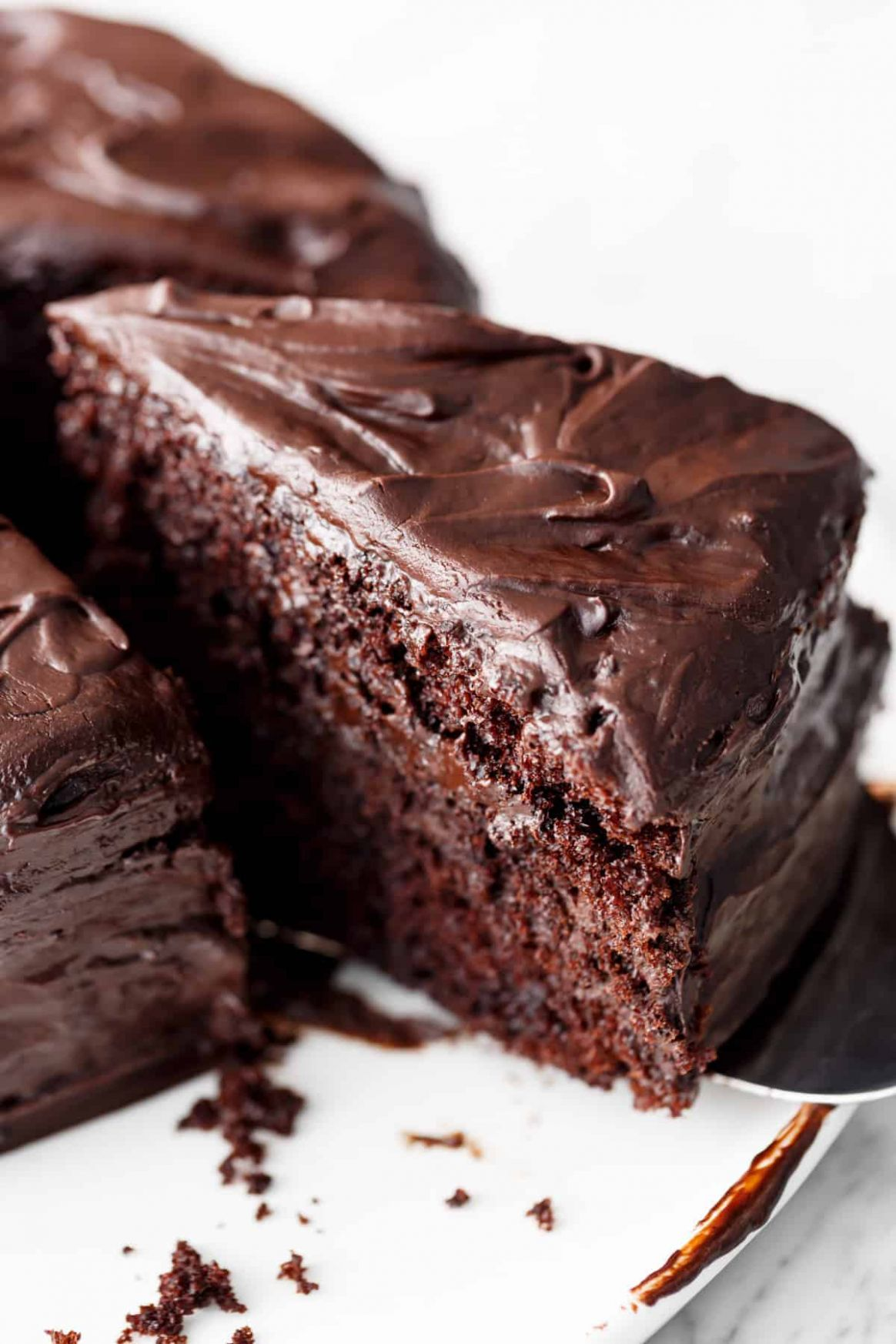 Chocolate Cake - Cafe Delites - Recipes For Cake