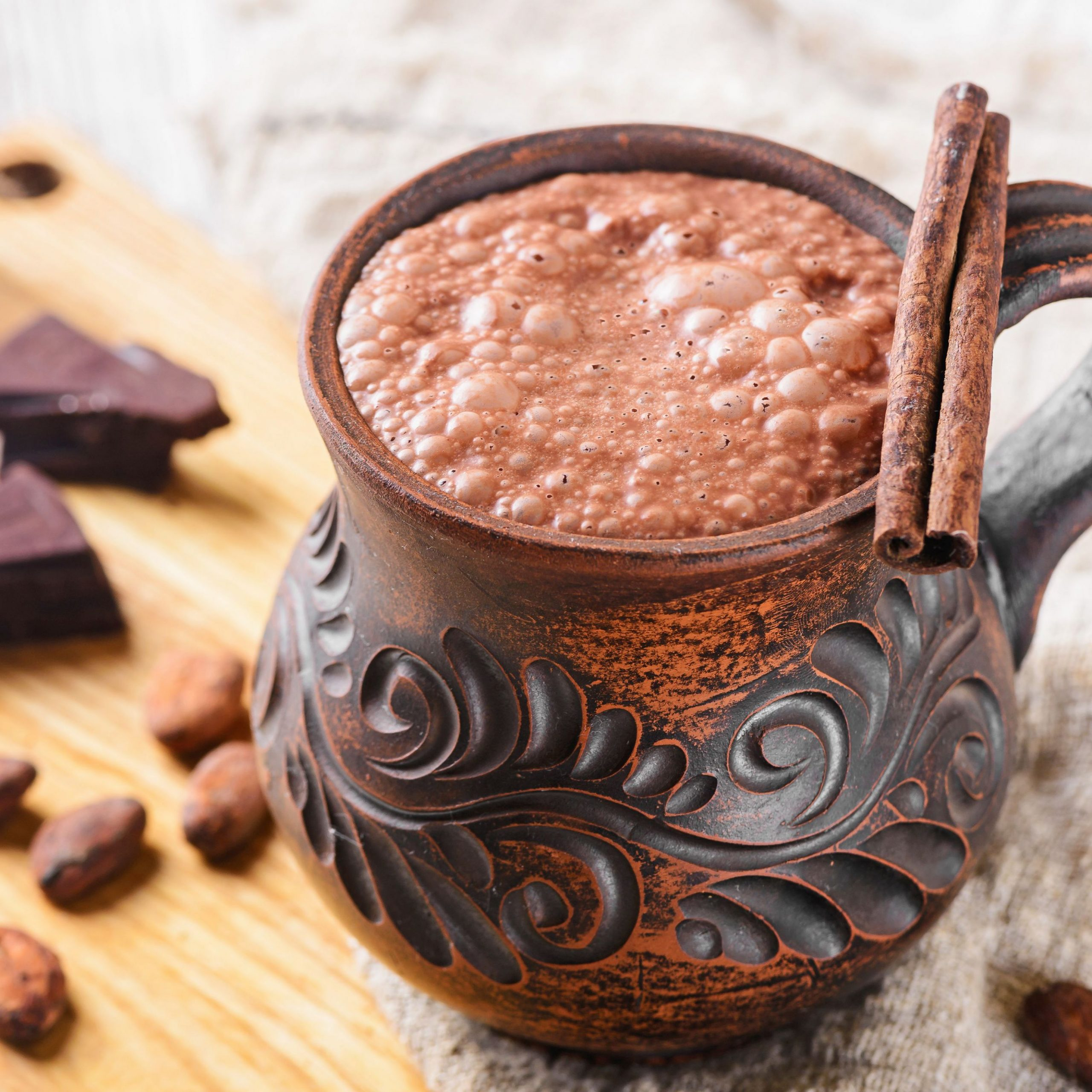 Chocolate Caliente: Authentic Mexican Hot Chocolate - Recipes Using Chocolate Milk