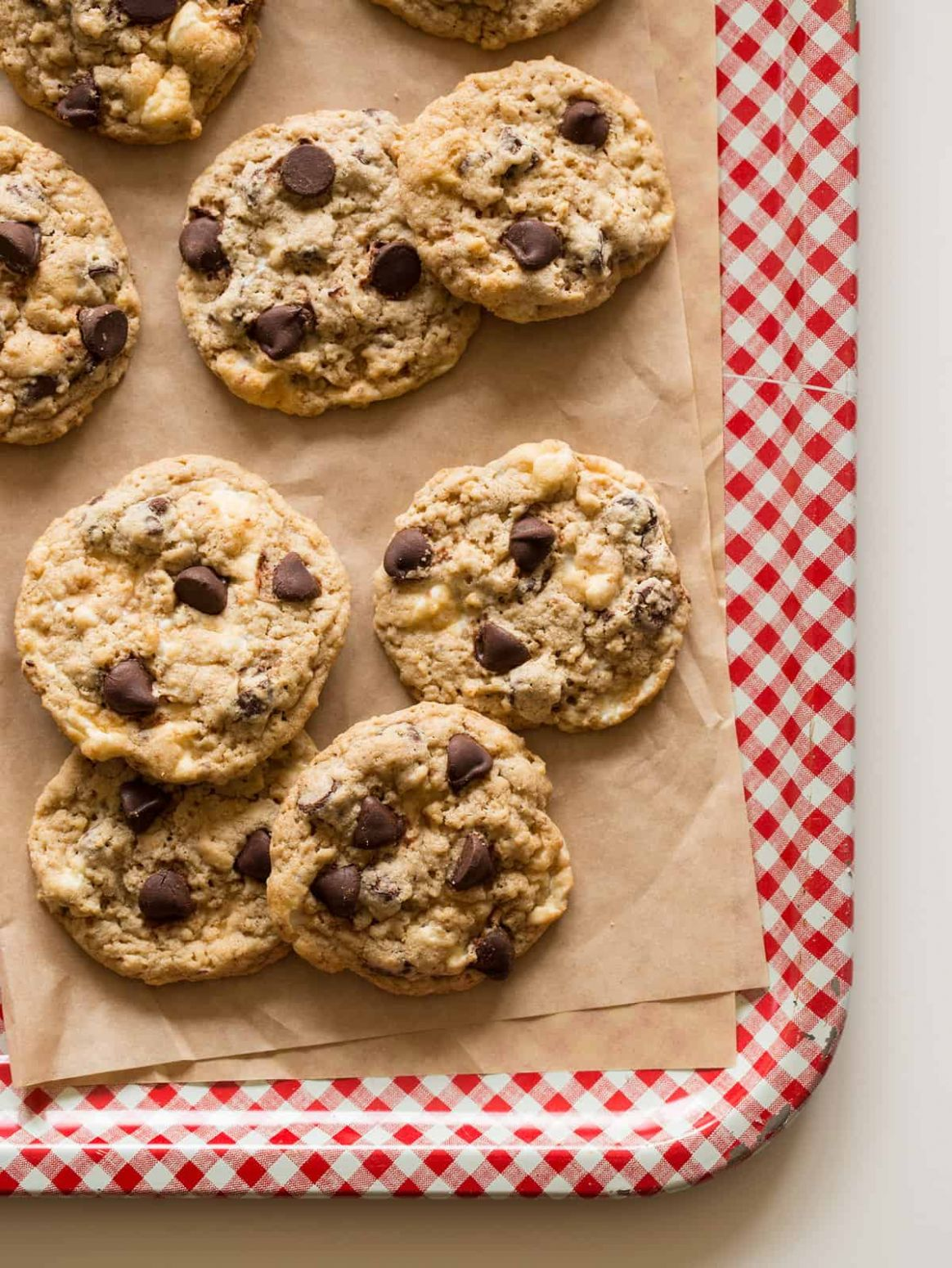 Chocolate Chip Rice Krispies Treat Cookies - Recipes Using Rice Krispies