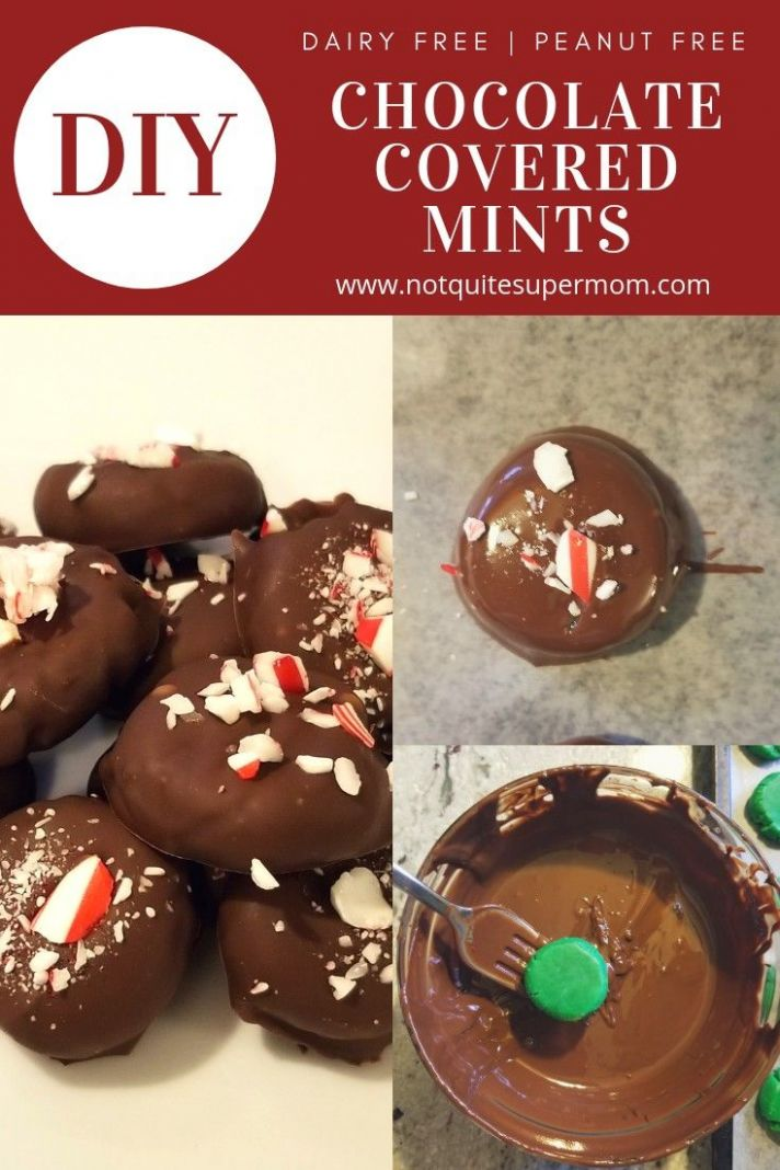 Chocolate Covered Mints - Chocolate Recipes Quick And Easy