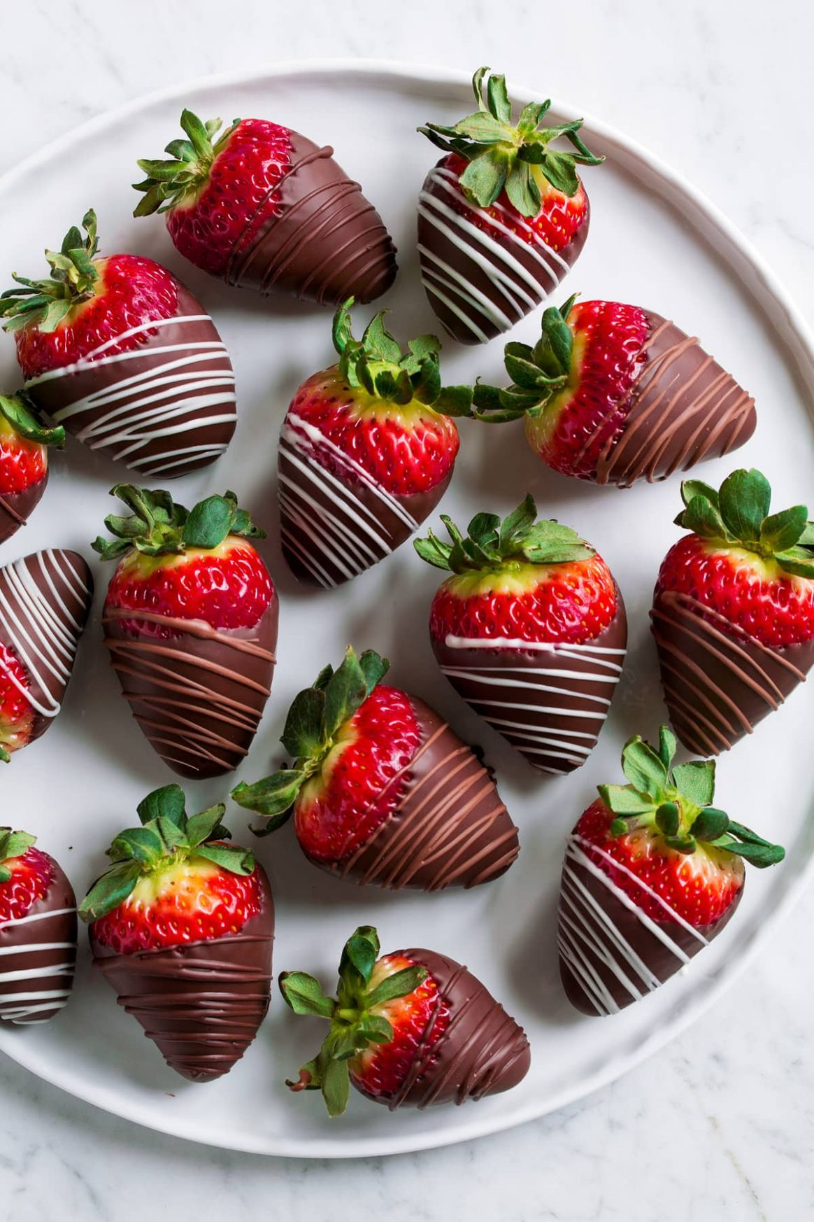 Chocolate Covered Strawberries - Cooking Classy - Recipes Chocolate Dipped Strawberries