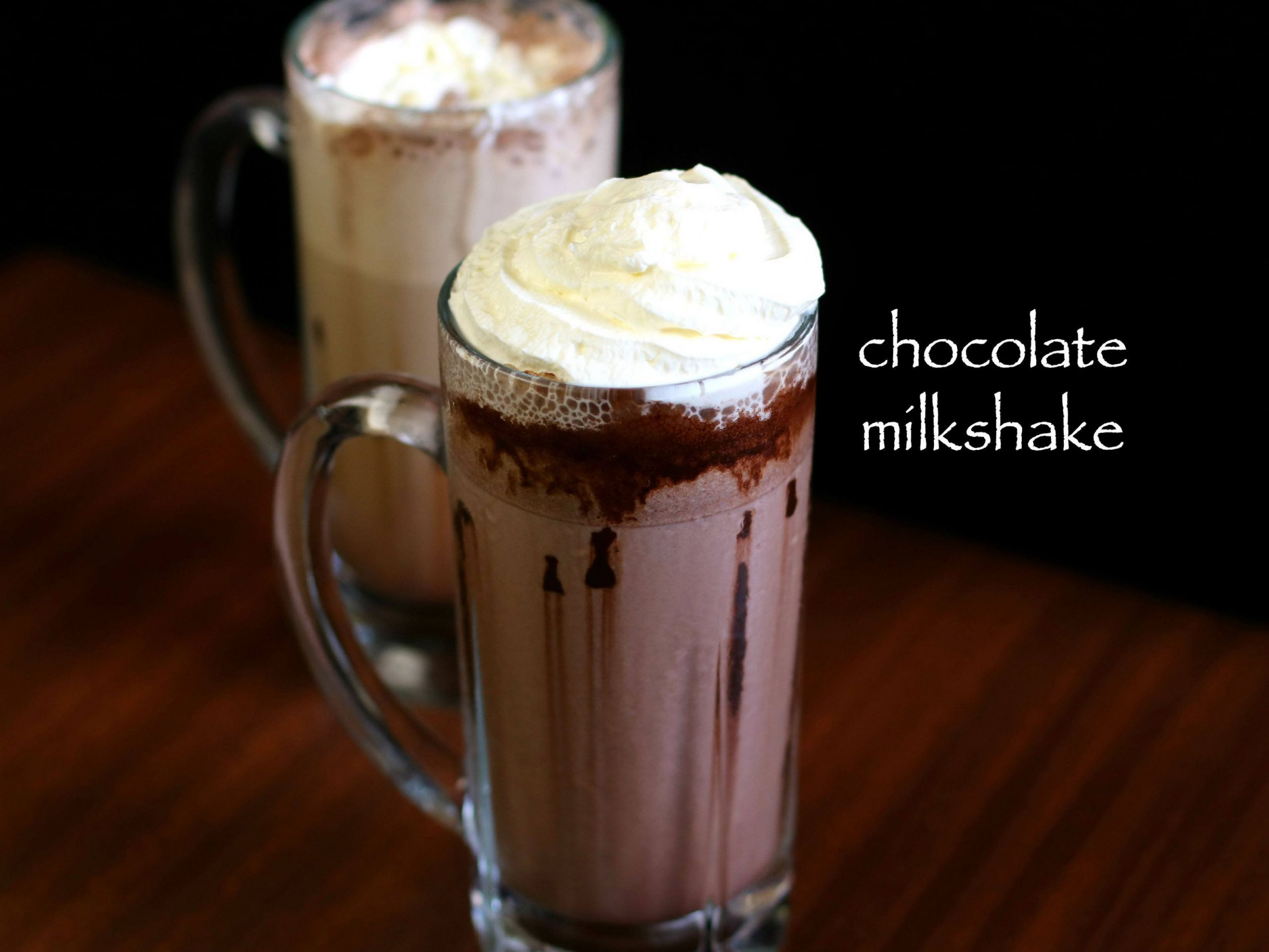 chocolate milkshake recipe | chocolate shake | chocolate milk recipe - Recipes Using Chocolate Milk
