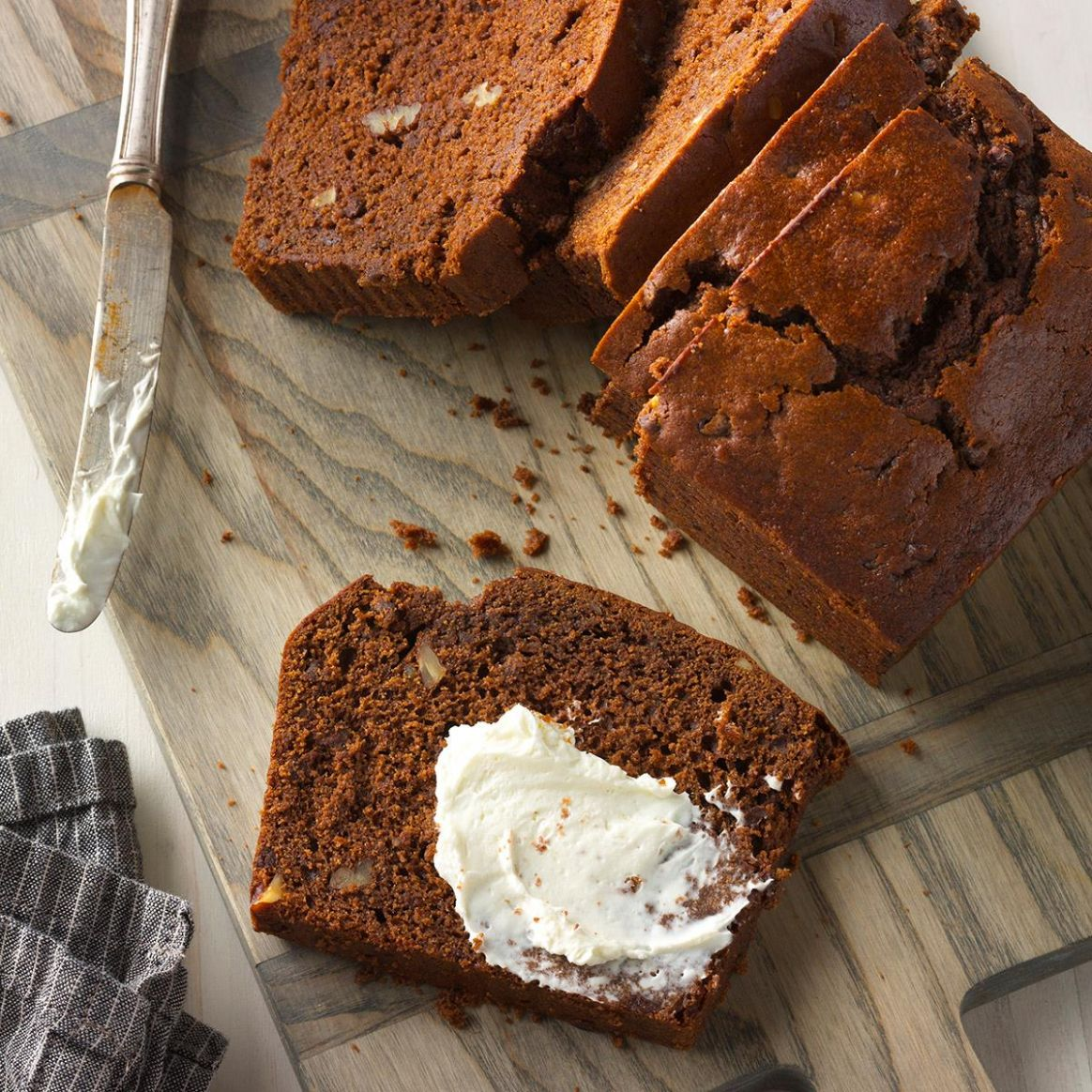Chocolate Quick Bread - Recipe Chocolate Quick Bread