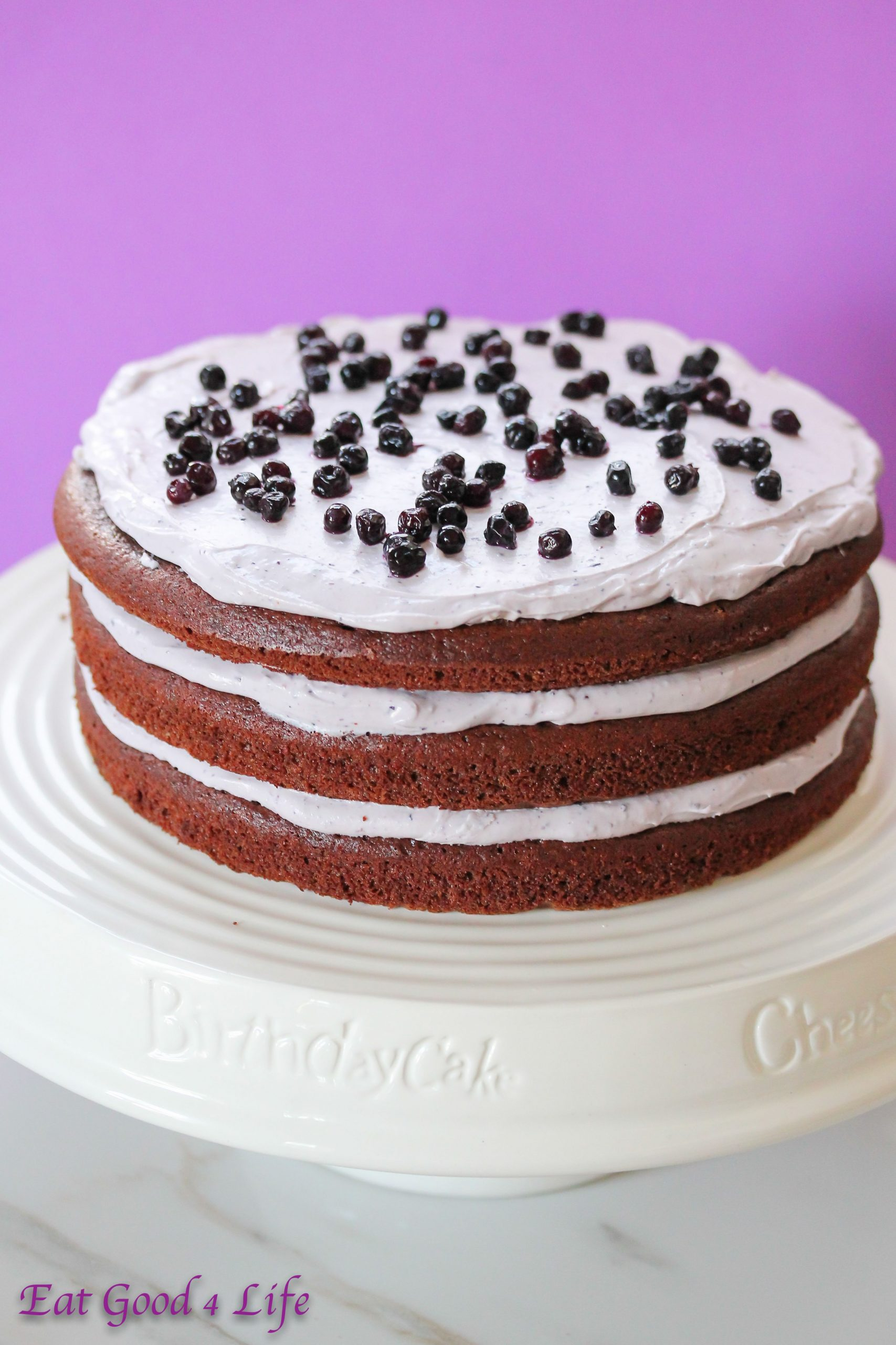 Chocolate quinoa cake-gluten free - Recipe Chocolate Quinoa Cake