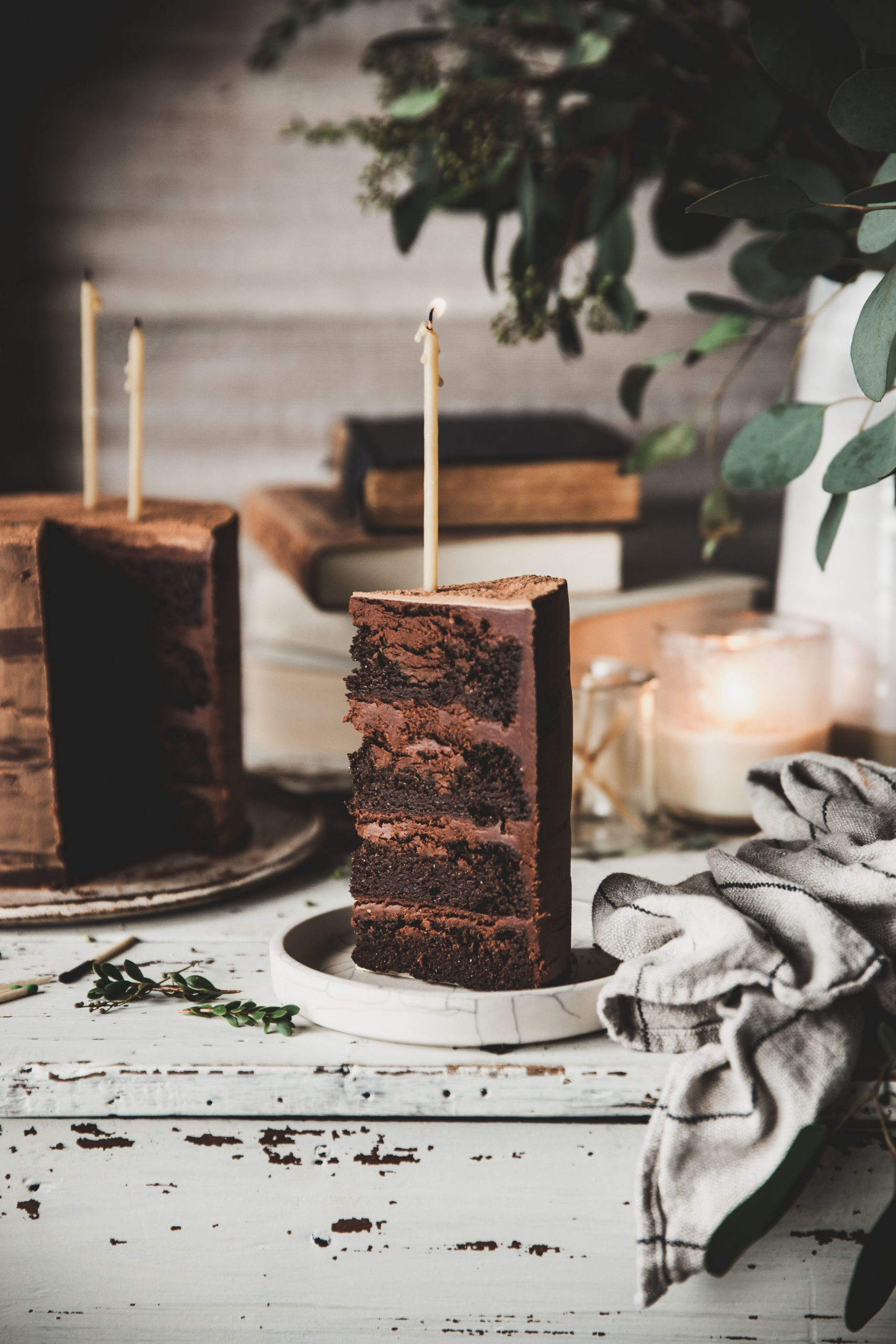 Chocolate Quinoa Cake - Recipe Chocolate Quinoa Cake