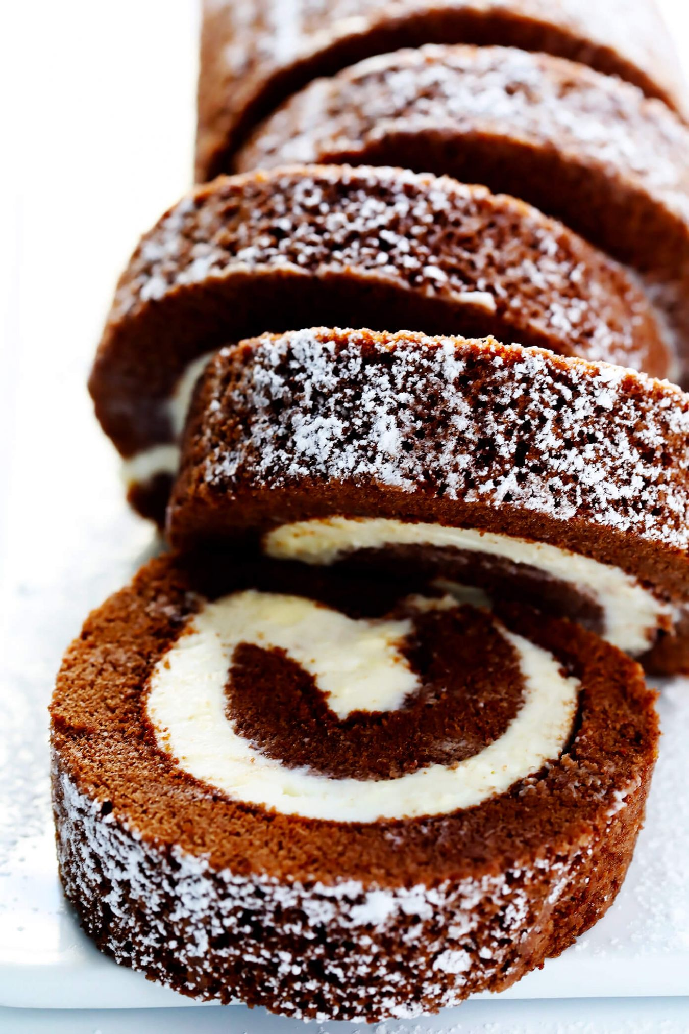 Chocolate Roll - Recipe Chocolate Roll