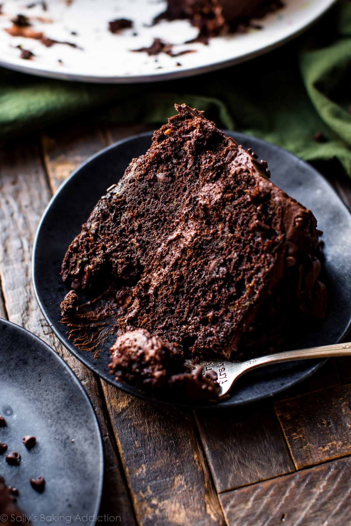 Chocolate Zucchini Cake - Recipes Chocolate Zucchini Cake