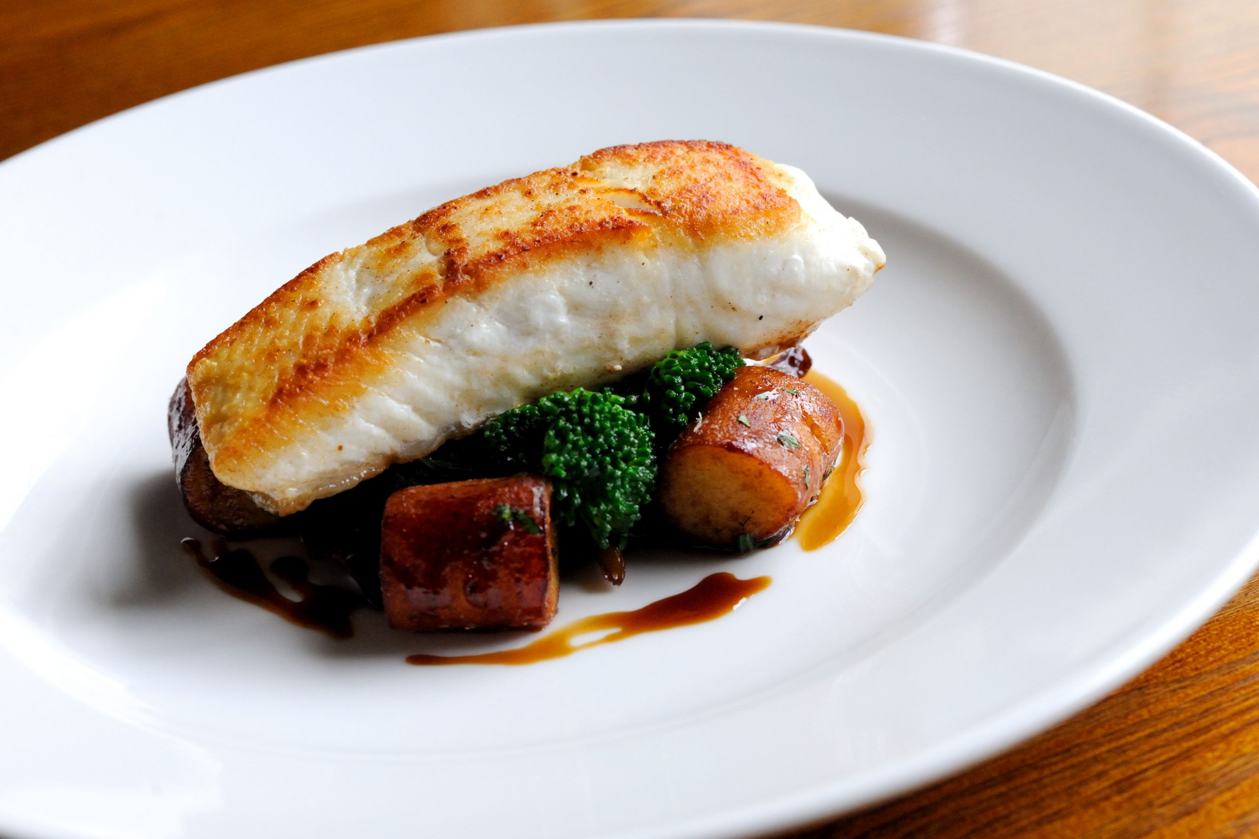 Christmas Fish Recipe - Great British Chefs - Fish Recipes For Xmas