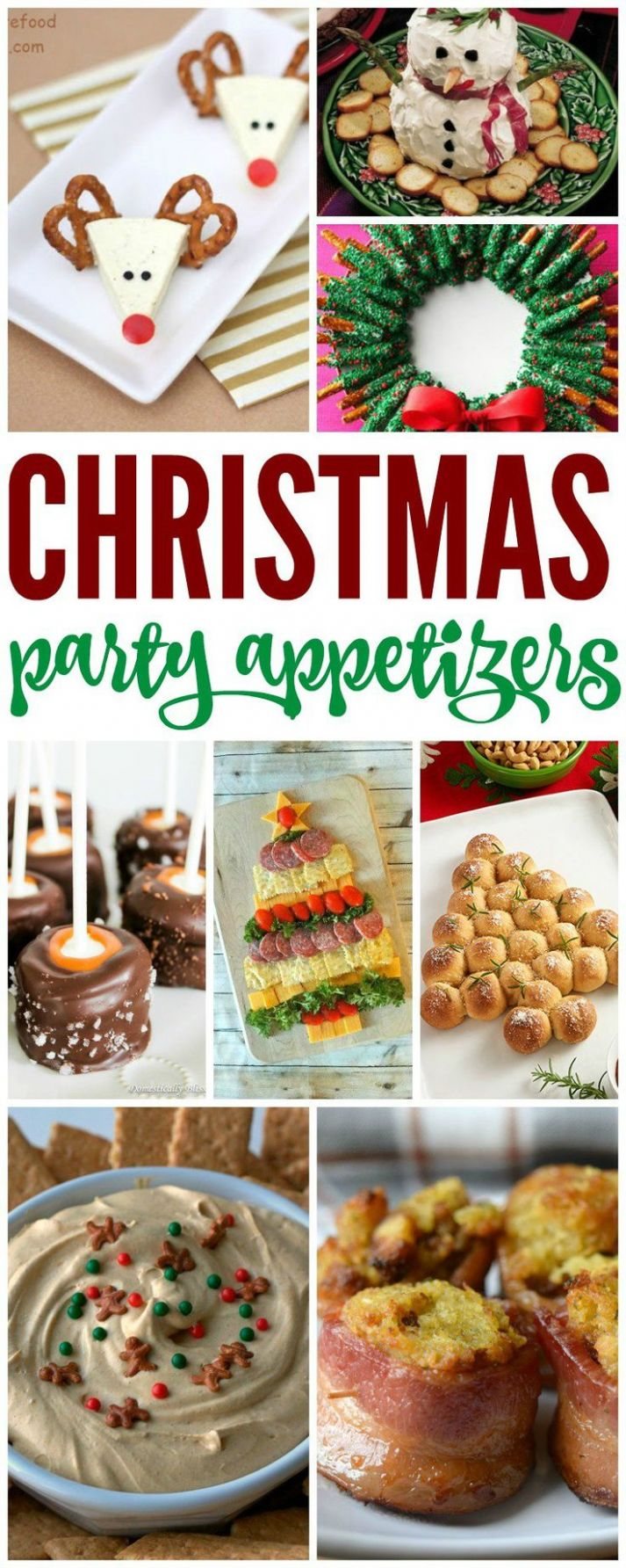 Christmas Party Appetizers! Some of the best recipes to share at ...