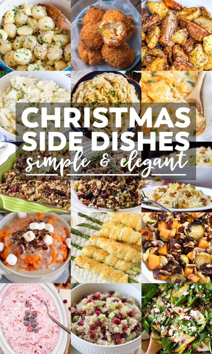 Christmas Side Dishes That Will Steal the Show | YellowBlissRoad.com
