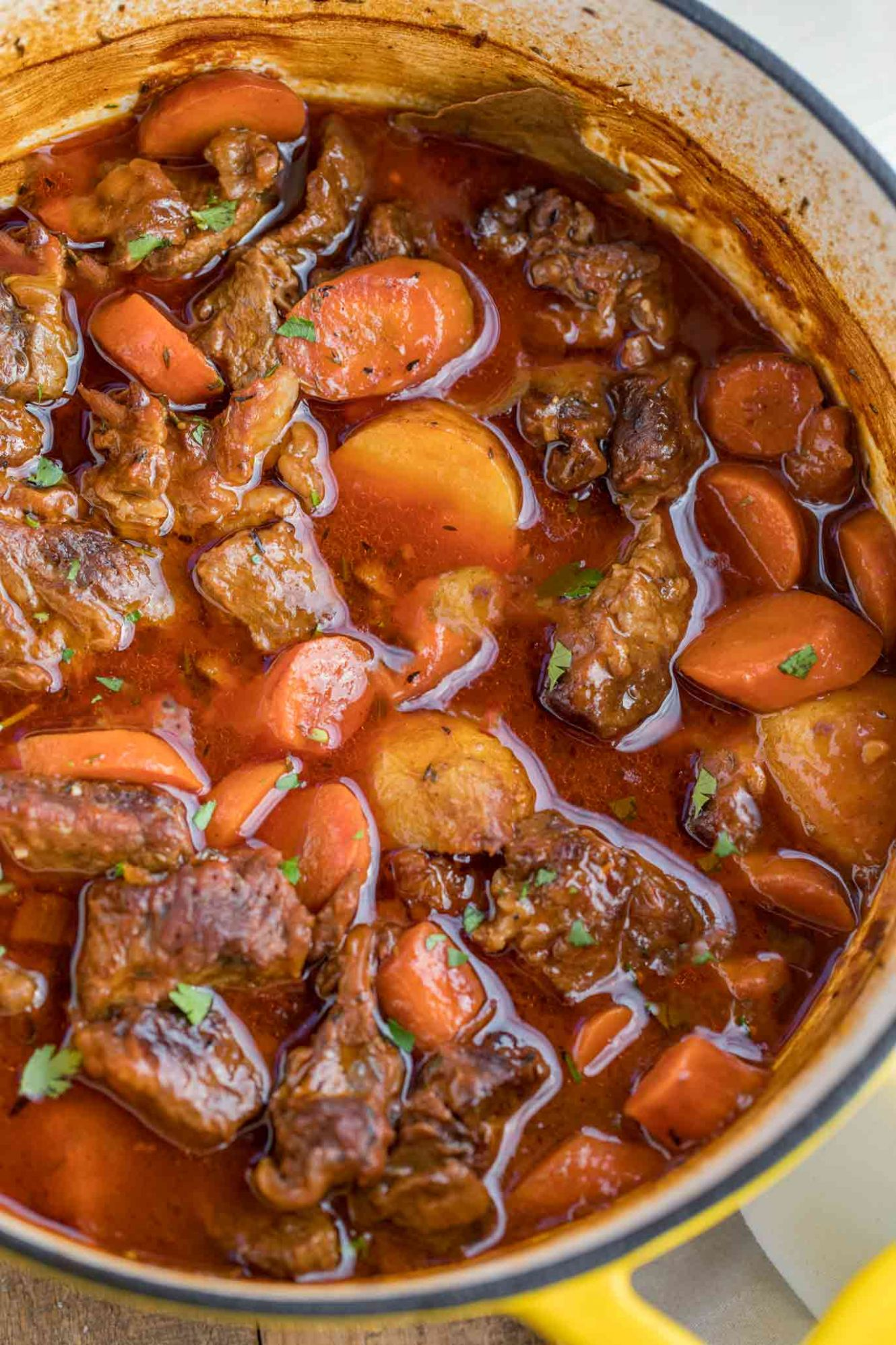 Classic Beef Stew - Recipes Beef Stew