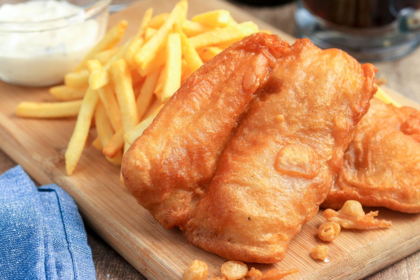 Classic British Fish and Chips - Recipe Fish N Chips