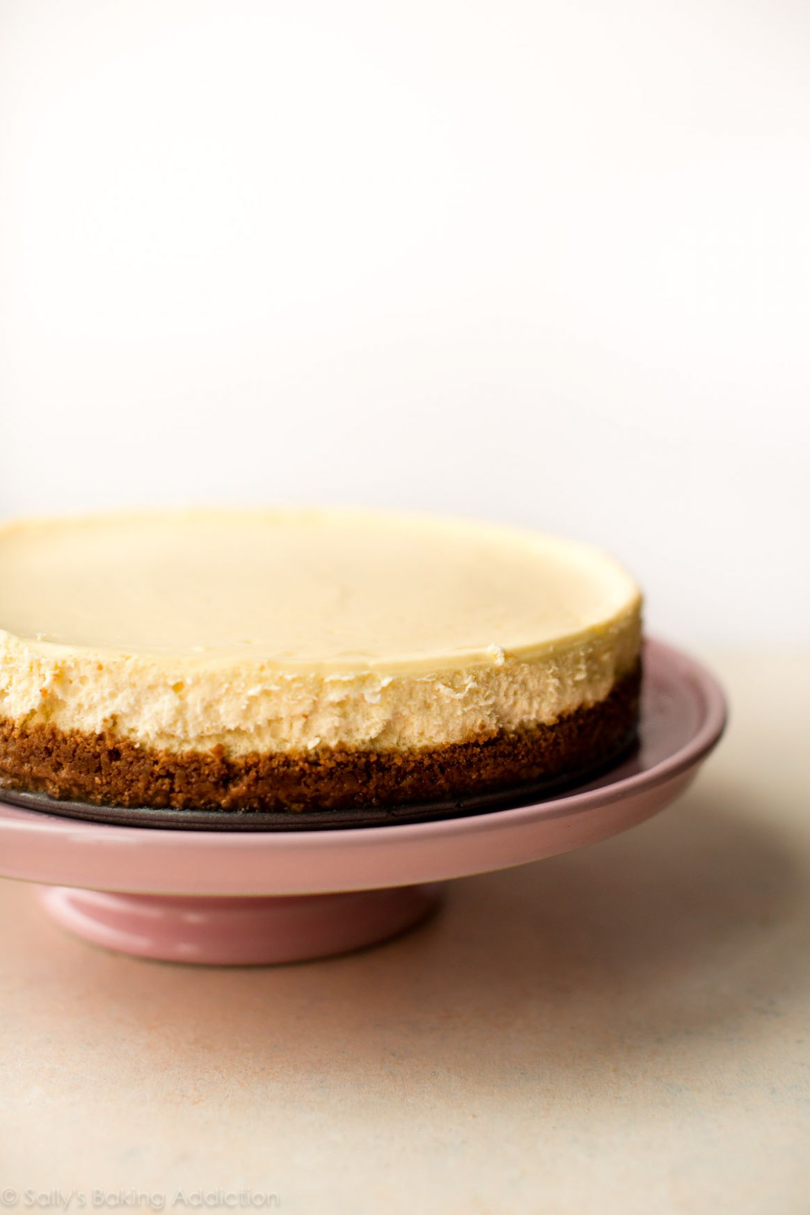 Classic Cheesecake Recipe - Simple Recipes Cheesecake