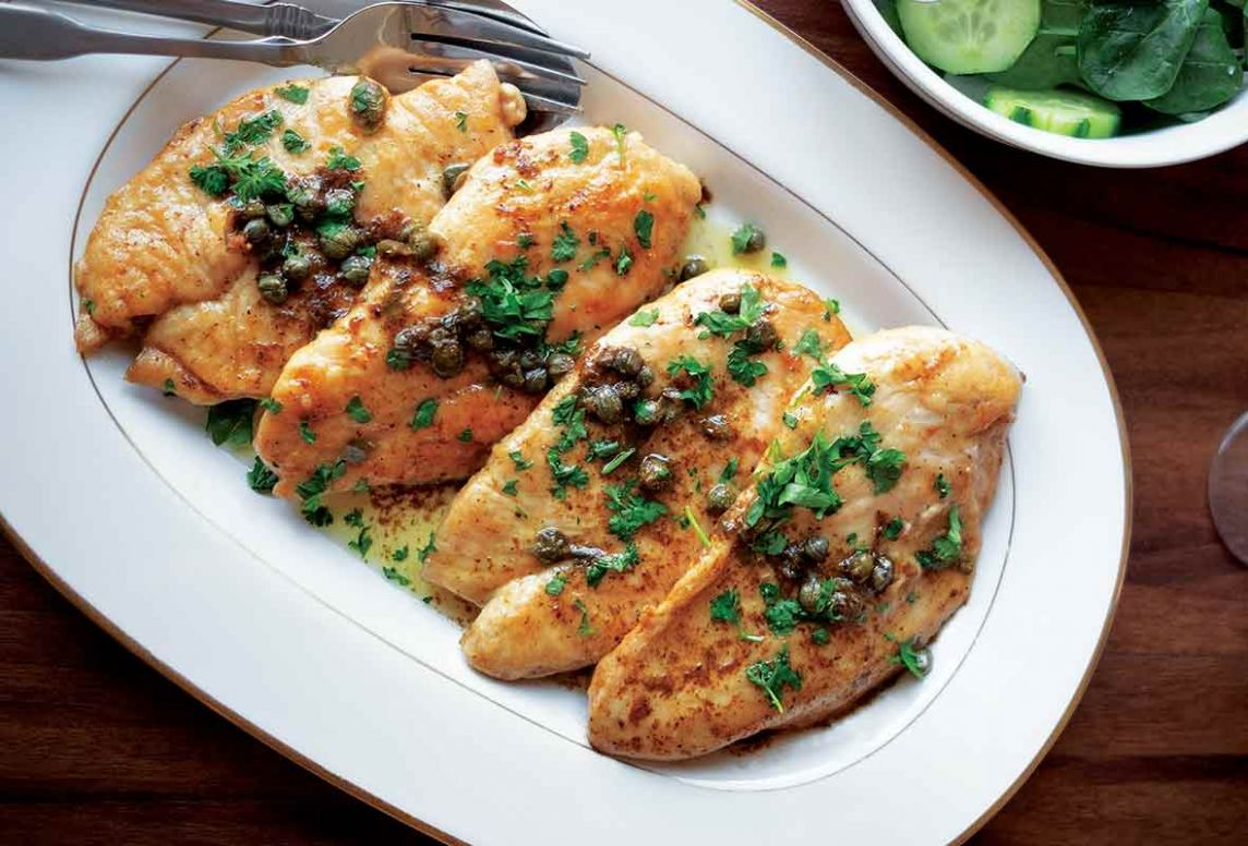 Classic Chicken Piccata - Recipes Chicken Piccata