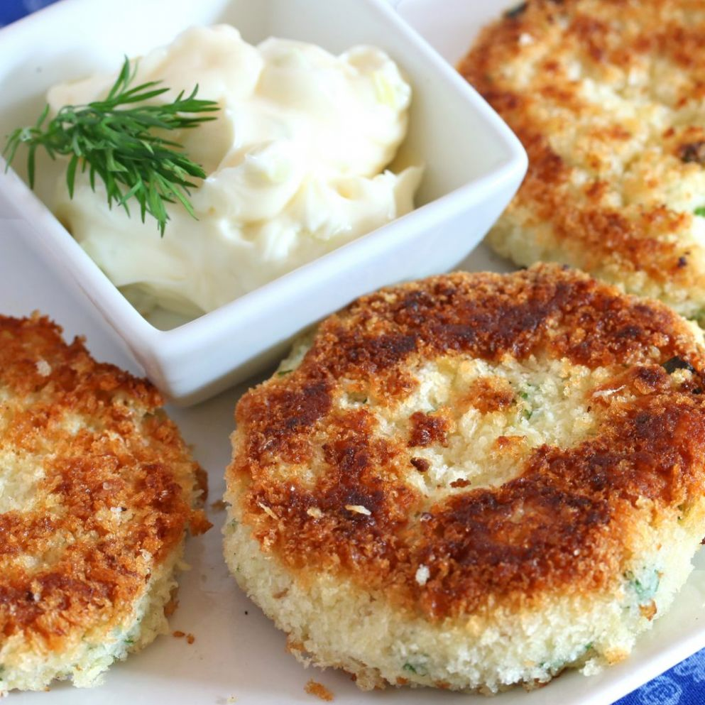 Classic Fish Cakes - Recipes Fish Patties