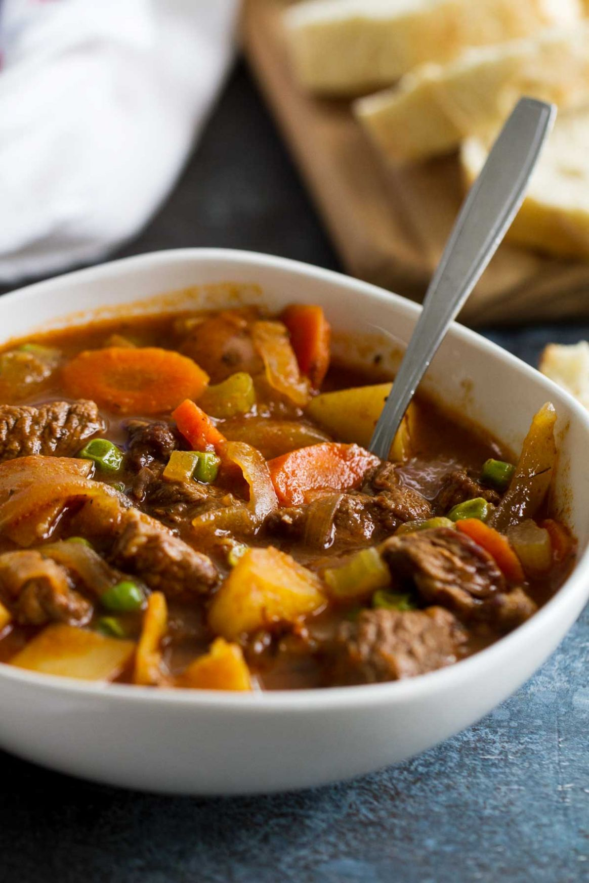 Classic Homemade Beef Stew - Recipes Beef Stew